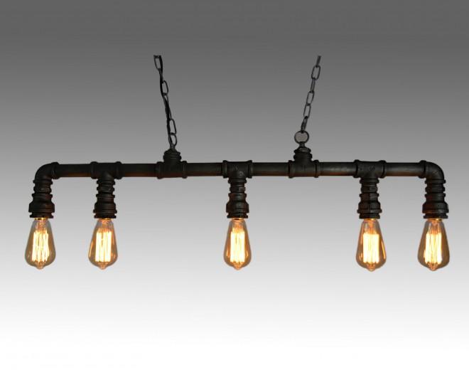 Malcolm Pipe Chain Lamp - Illumi Design AB