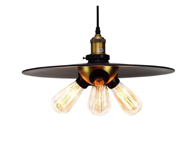 Monroe Pendant Triple Lamp